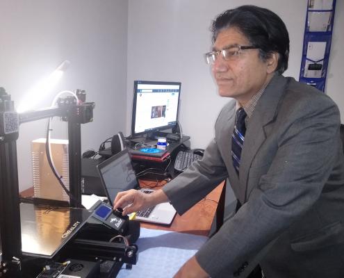 Conrad's Research Lab